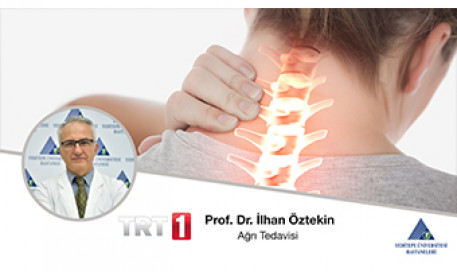Ağrı Tedavisi - Prof. Dr. İlhan Öztekin