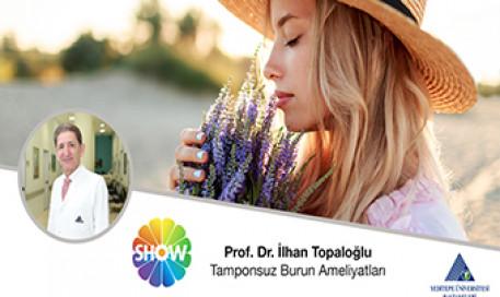 Tamponsuz Burun Ameliyatları | Prof. Dr. İlhan Topaloğlu