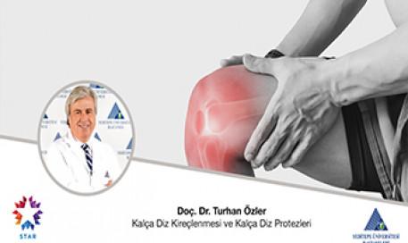 Kalça Diz Kireçlenmesi ve Kalça Diz Protezleri |  Prof. Dr. Turhan Özler