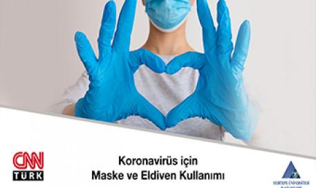 COVID-19 Koronavirüste (Corona) Maske Eldiven Kullanımı | Prof. Dr. Pınar Çıragil