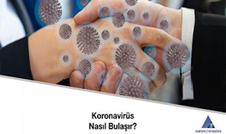 COVID-19 Koronavirüs (Corona) Nasıl Bulaşır | Prof. Dr. Çağrı Büke