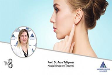 Kulak İltihabı ve Tedavisi | Prof. Dr. Arzu Tatlıpınar