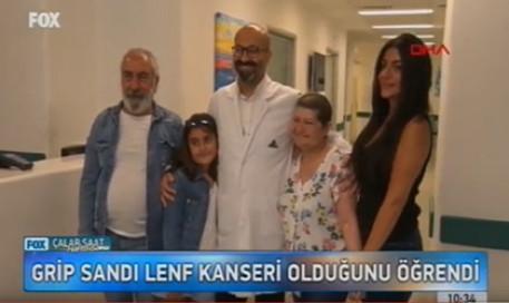 Lenf Kanserini Yendi | Doç. Dr. Atilla ÖZKAN