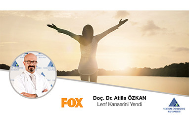 Lenf Kanserini Yendi   Prof. Dr. Atilla ÖZKAN