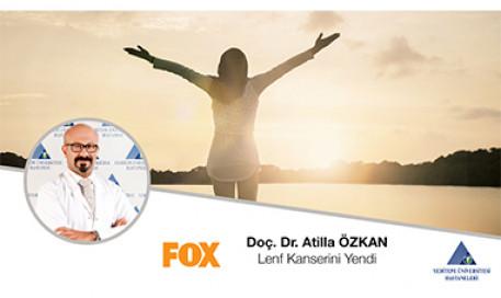 Lenf Kanserini Yendi | Prof. Dr. Atilla ÖZKAN