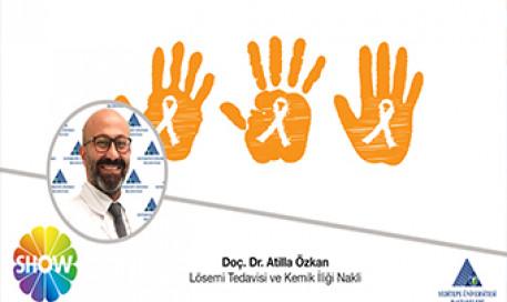 Lösemi Tedavisi ve Kemik İliği Nakli |  Prof. Dr. Atilla Özkan