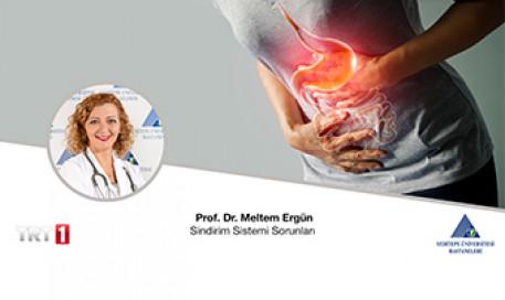 Sindirim Sistemi Sorunları | Prof. Dr. Meltem Ergün