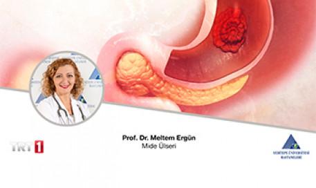 Mide Ülseri | Prof. Dr. Meltem Ergün