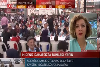 Mideniz Rahatsızsa Ramazanda Dikkat Etmeniz Gerekenler | Prof. Dr. Meltem Ergün