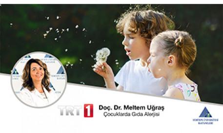 Çocuklarda Gıda Alerjisi - Prof. Dr. Meltem Uğraş