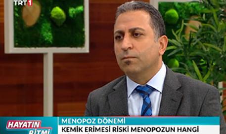Menopoz | Prof. Dr. Gazi Yıldırım