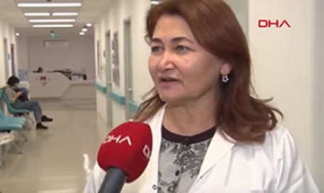 Grip Enfeksiyonu  |  Prof. Dr. Meral Sönmezoğlu
