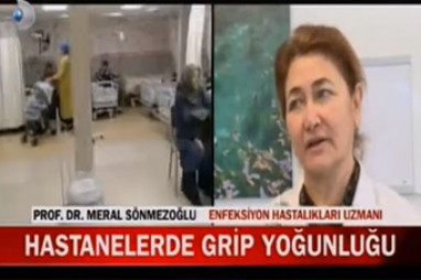 Gripten Korunmanın Yolları |  Prof. Dr. Meral Sönmezoğlu