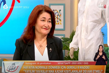 Hayatın Normale Dönmesi için Ne Gerekli? | Prof. Dr. Meral Sönmezoğlu