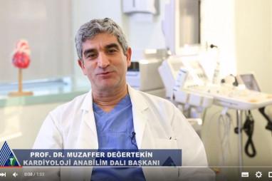 Göğüs Ağrısı- Prof. Dr. Muzaffer Değertekin