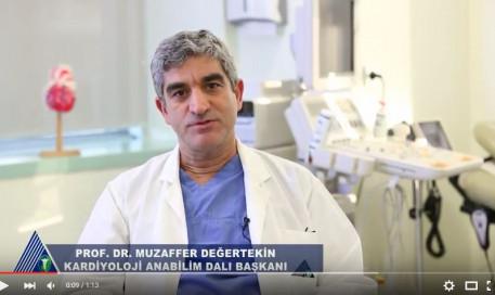 Kalp ve Damar Hastalıkları - Prof. Dr. Muzaffer Değertekin