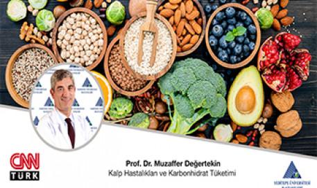Kalp Hastalıkları ve Karbonhidrat Tüketimi | Prof. Dr. Muzaffer Değertekin