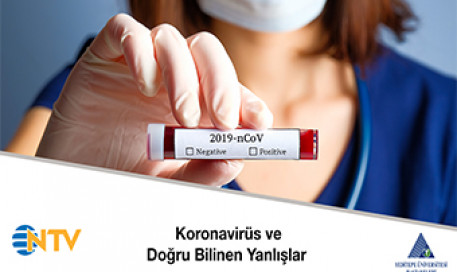 Koronavirüs (Corona virüs) COVID-19  ve Doğru Bilinen Yanlışlar | Prof. Dr. Meral Sönmezoğlu - Uzm. Kli. Psik. Merve Öz