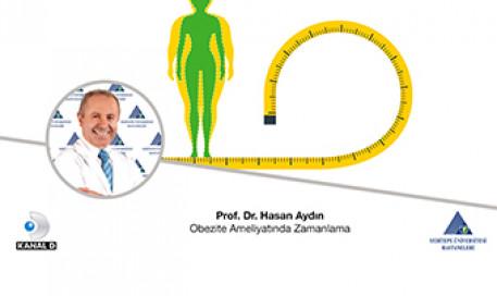 Obezite Ameliyatında Zamanlama | Prof. Dr Hasan Aydın