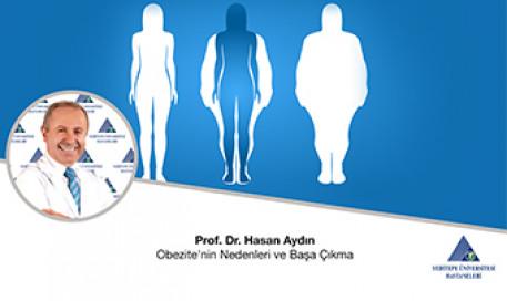 Obezite' nin Nedenleri ve Başa Çıkma | Prof. Dr. Hasan Aydın