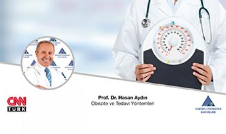 Obezite ve Tedavi Yöntemleri | Prof. Dr. Hasan Aydın