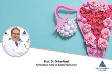 Yumurtalık Kisti ve Kadın Kanserleri | Prof. Dr. Orhan Ünal