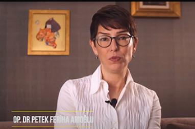 Hamilelik Döneminin Takibi   Op. Dr. Petek Feriha Arıoğlu