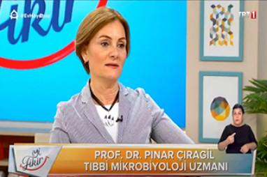 Normalleşme Sürecinde Nelere Dikkat Edilmeli | Prof. Dr. Pınar Çıragil