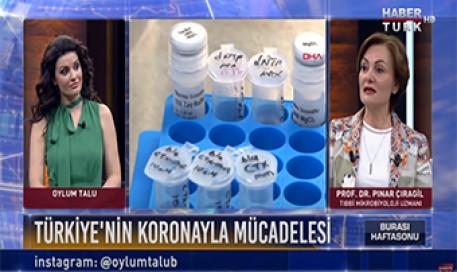 Koronavirüsten Ne Zaman Kurtulacağız? | Prof. Dr. Pınar Çıragil