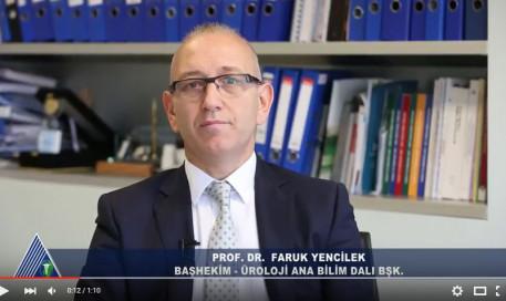 Prostat Kanseri - Prof. Dr. Faruk Yencilek