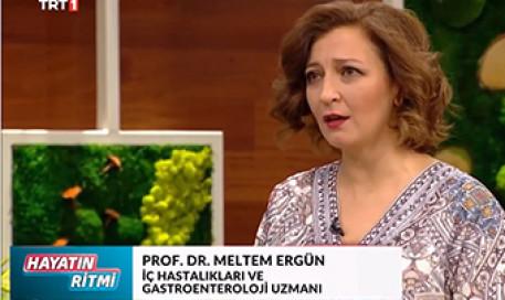 Reflü Hakkında Bilinmesi Gerekenler | Prof. Dr. Meltem Ergün