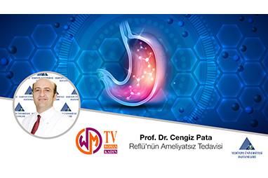 Reflünün Ameliyatsız Tedavisi  |  Prof. Dr. Cengiz Pata