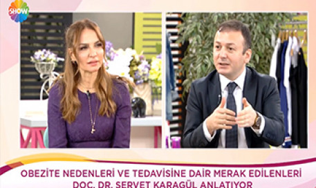 Obezite Cerrahisi | Doç. Dr. Servet Karagül