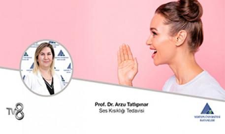 Ses Kısıklığı Tedavisi | Prof. Dr. Arzu Tatlıpınar