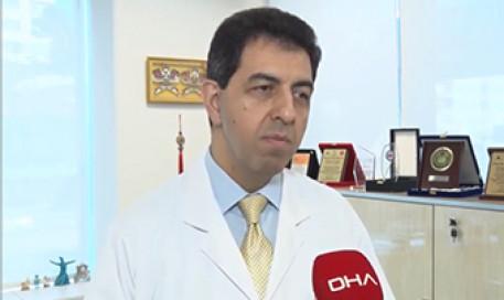 Nefes Borusundaki Tümör Ses Tellerine Zarar Vermeden Çıkarıldı | Prof. Dr. Sina Ercan