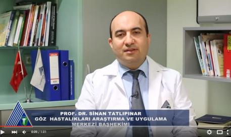 Katarakt - Prof. Dr. Sinan Tatlıpınar