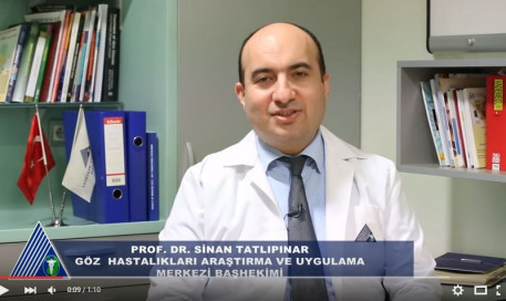 Retina - Prof. Dr. Sinan Tatlıpınar