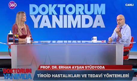 Tiroid Hastalıklarının Tedavisi ve Tiroid Ameliyatları | Prof. Dr. Erhan Ayşan