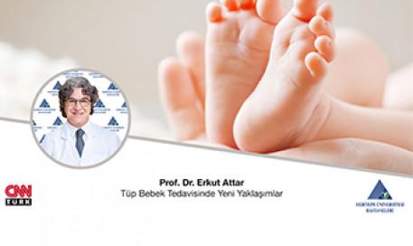 Tüp Bebek Tedavisinde Yeni Yaklaşımlar | Prof. Dr. Erkut Attar