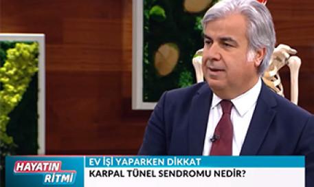 Karpal Tünel Sendromu ve Tedavisi | Prof. Dr. Turhan Özler