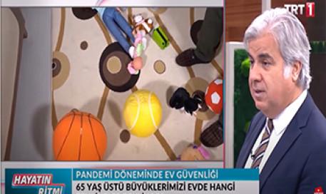 Yaşlıları Düşmekten Korumak için Evde Yapılabilecekler | Prof. Dr. Turhan Özler
