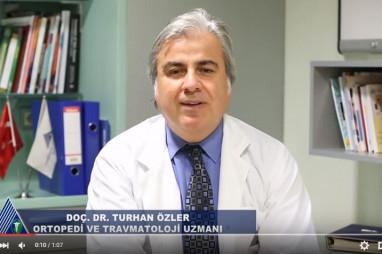 Diz ve Kalça Ağrıları  | Prof. Dr. Turhan Özler