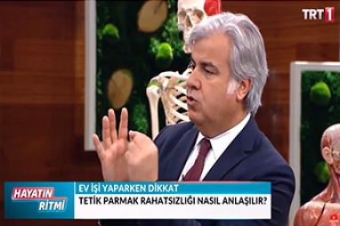 Tetik Parmak Sendromu ve Tedavisi | Prof. Dr. Turhan Özler
