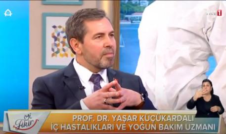 Kronik Hastalıklar ve Koronavirüs | Prof. Dr. Yaşar Küçükardalı