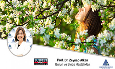 Burun ve Sinüs Hastalıkları | Prof. Dr. Zeynep Alkan