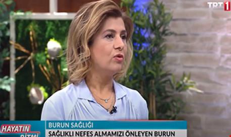 Sağlıklı Nefes Alma, Burun Tıkanıklığı ve Burun Eğriliği | Prof. Dr. Zeynep Alkan