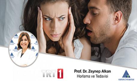 Horlama ve Tedavisi  | Prof. Dr. Zeynep Alkan