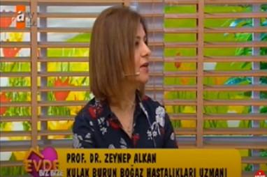 Horlama, Reflü, Kulak Çınlaması | Prof. Dr. Zeynep Alkan