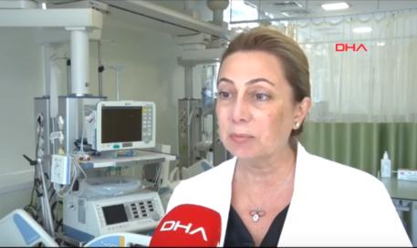 Sepsiste İlk Bir Saat Hayat Kurtarıyor |  Prof. Dr. Sibel Temür