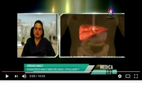 Karaciğer Nakli - Doç. Dr. Onur Yaprak